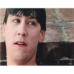 Alan Ruck Signed  Ferris Bueller's Day Off  11x14 Photo Inscribed  Ferris Bueller, You're My Hero!