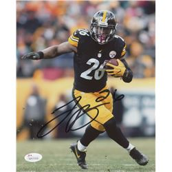 LeVeon Bell Signed Steelers 8x10 Photo (JSA COA)