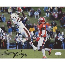 Stacy Coley Signed Miami Hurricanes 8x10 Photo (JSA COA)