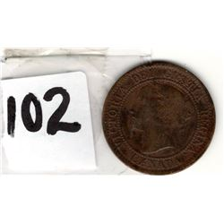 1859 LARGE CENT CLOSE EVEN 9 VARIETY