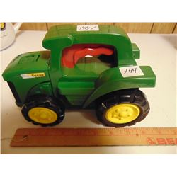 JOHN DEERE FLASHLIGHT TRACTOR LIGHTS AND MAKES SOUNDS