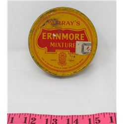ERINMORE MIXED TOBACCO CAN FROM IRELAND