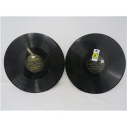 TWO GERMAN MUSIC RECORDS