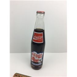 1989 MONTANA CENTENNIAL COKE BOTTLE