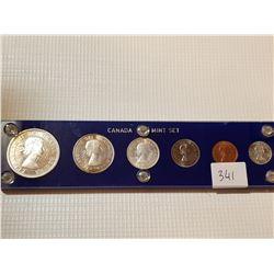 1964 CANADA COIN SET