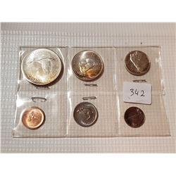 1967 CANADA COIN SET
