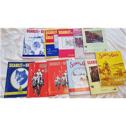 SCARLET & GOLD RCMP BOOKS