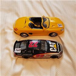 DIECAST CARS, MUSTANG 1:18, DODGE 1:24