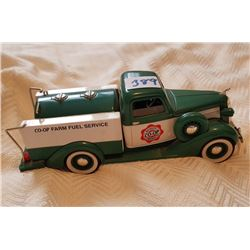 CO-OP TRUCK COIN BANK