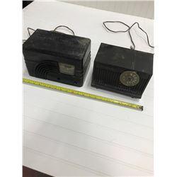 2 RADIOS, RCA & NORTHERN ELECTRIC