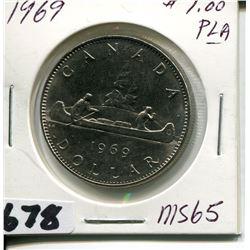 1969 CNDN DOLLAR