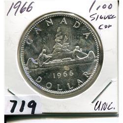 1966 CNDN SILVER DOLLAR