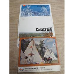 3 ADVERTISING CALENDARS (1975, 77, 79)