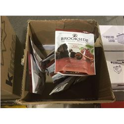 Case of Brookside Pomegranate Dark Chocolate (8 x 235g)