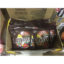Case of MM's Milk Chocolate Candies