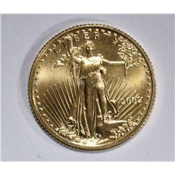 2002 1/10 oz AMERICAN GOLD EAGLE