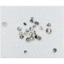Genuine Asst. Loose Diamonds(Approx 0.30ct)