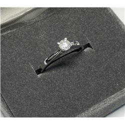 10KT Gold Diamond Ring Size 5 1/2