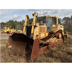 CAT D8R, RIPPER, 3,985 HOURS