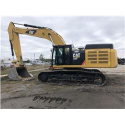 2016 CATERPILLAR 349FL