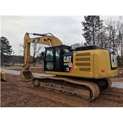 2016 CAT 330FL, 768 HOURS