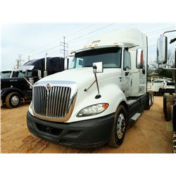 2012 INTERNATIONAL PRO STAR PLUS TRUCK TRACTOR, VIN/SN:3HSDJSJR7CN582964 - T/A, MAXFORCE DIESEL ENGI