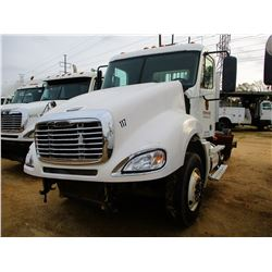 2006 FREIGHTLINER COLUMBIA TRUCK TRACTOR; VIN/SN:1FUJA6CKX6DX23480 -T/A, 515 HP DETROIT DIESEL SERIE