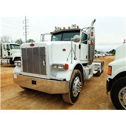 2006 PETERBILT 378 TRUCK TRACTOR, VIN/SN:1X9FDU9X46N649526 A- 430HP C13 CAT ENGINE, 10 SPEED TRANS,