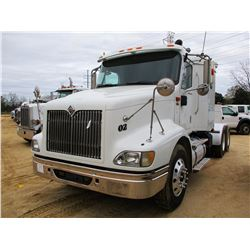 2006 INTERNATIONAL 9200I TRUCK TRACTOR, VIN/SN:2H5CESBR36C307709 - T/A, C-13 A CERT CAT ENGINE, 10 S