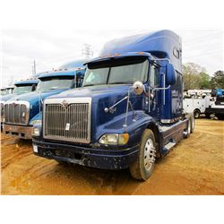 2007 INTERNATIONAL 9200i TRUCK TRACTOR, VIN/SN:2HSCEAPRX7C400280 - T/A, 430HP ISX CUMMINS ENGINE, 10