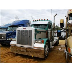 2004 PETERBILT 379 TRUCK TRACTOR, VIN/SN:1XP5DB9X74N808813 - T/AQ, 475HP C15 CAT ENGINE, 10 SPEED TR