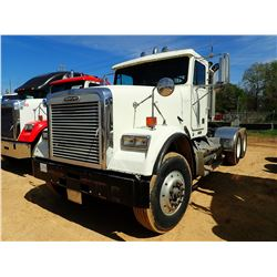 2000 FREIGHTLINER TRUCK TRACTOR, VIN/SN:1FUPFDYB9TLF85449 - T/A, 435HP CUMMINS ENGINE, 18 SPEED TRAN
