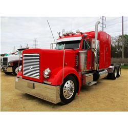 2000 PETERBILT 379 TRUCK TRACTOR, VIN/SN:1XP5DB9X1YN518671 - T/A, 475HP CAT C15 DIESEL ENGINE, 18 SP