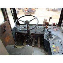 CAPACITY YARD TRUCK, VIN/SN:1555707 - S/A, DIESEL ENGINE, A/T, METER READING 4,104 HOURS
