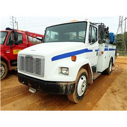 1994 FREIGHTLINER MECHANIC TRUCK, VIN/SN:1FV3HFA3CRL607916 - 5.9 LTR CUMMINS ENGINE, 6 SPEED TRANS,