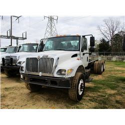 2003 INTERNATIONAL 7400 CAB & CHASSIS VIN/SN:1HTWGAAT03J053013