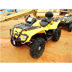 2007 CAN AM ATV, VIN/SN:2BVEMCJ1X7V000168