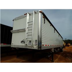 2012 TIMPTE SUPER HOPPER TRAILER, VIN/SN:1TDH42220CB135232 - T/A, 40' LENGTH, 11R24.5 TIRES, ALL ALU