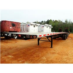 2012 FONTAINE HC1CF12WSA EXTREME BEAN FLATBED TRAILER, VIN/SN:13N148208D1557206 - 48' LENGTH, COMBO