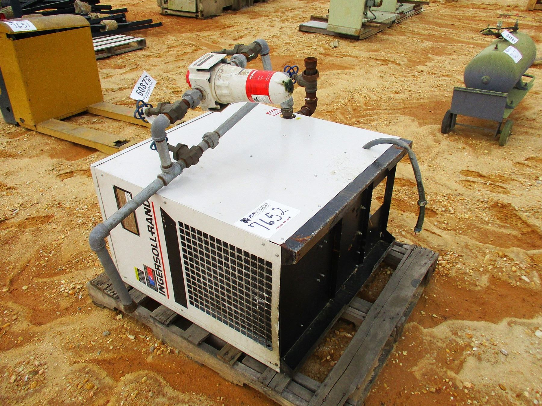 Air Compressor and Dryer Ingersoll Rand**Reduced**