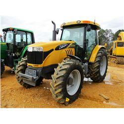 2009 CHALLENGER MT475B FARM TRACTOR, VIN/SN:U106013 - MFWD, (3) REMOTES, CAB, A/C, 18.4R38 REAR TIRE