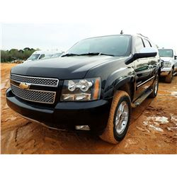 2007 CHEVROLET TAHOE VIN/SN:1GNFK13047R338729 - GAS ENGINE, A/T, ODOMETER READING 272,255 MILES (COU