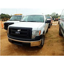 2014 FORD F150 PICKUP, VIN/SN:1FTMF1CF8EFC00571 - GAS ENGINE, A/T, ODOMETER READING 150,888 MILES