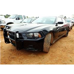 2014 DODGE CHARGER, VIN/SN:2C3CDXAT9EH172621 - GAS, A/T, ODOMETER READING 147,523 MILES (COUNTY OWNE