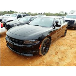 2015 DODGE CHARGER VIN/SN:2C3CDXAT2FH928971 - GAS ENGINE, A/T, ODOMETER READING 86,983 MILES (COUNTY