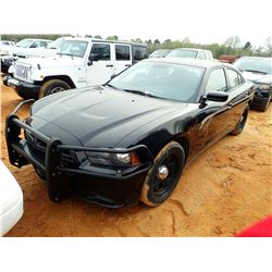 2014 DODGE CHARGER VIN/SN:2C3CDXAT7EH172620 - GAS ENGINE, A/T, ODOMETER READING 138,539 MILES (COUNT