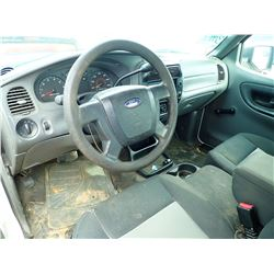 2007 FORD RANGER PICKUP, VIN/SN:1FTYR14U27PA58379 - GAS ENGINE, A/T (COUNTY OWNED)