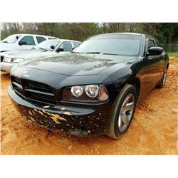 2010 DODGE CHARGER VIN/SN:2B3AA4CT1AH117504 - V-8 ENGINE, A/T, ODOMETER READING 165,294 MILES (STATE