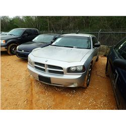2010 DODGE CHARGER VIN/SN:2B3AA4CT8AH292039 - V-8 ENGINE, AUTO (STATE OWNED)