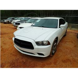 2011 DODGE VIN/SN:2B3CL1CT4BH540208 - V-8, AUTO, ODOMETER READING 177,013 MILES (STATE OWNED)